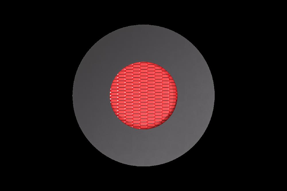 Батут Круг 135 красного цвета, фото 3