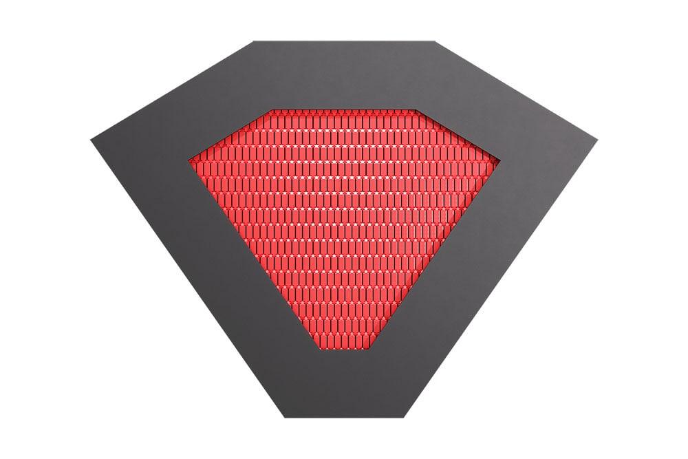 Батут Сектор 4S красный, фото 3